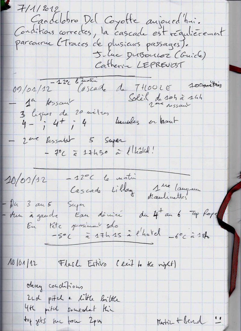 Icebook 10 january 2012