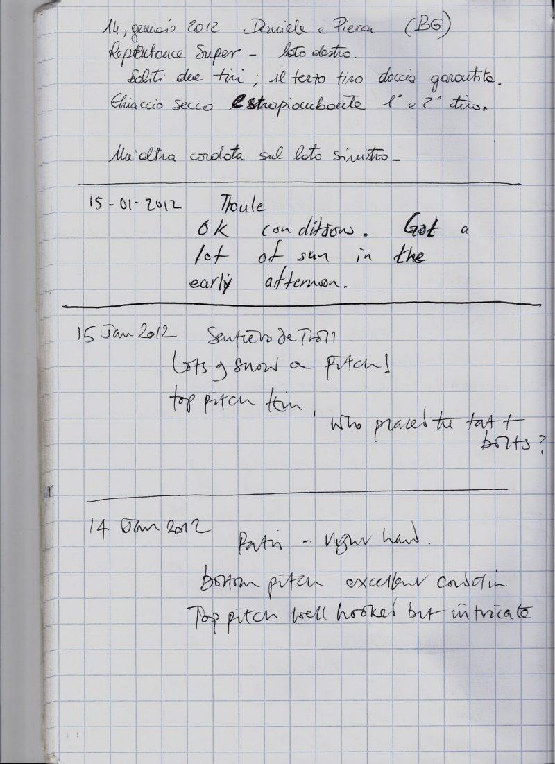 Icebook 15 january 2012