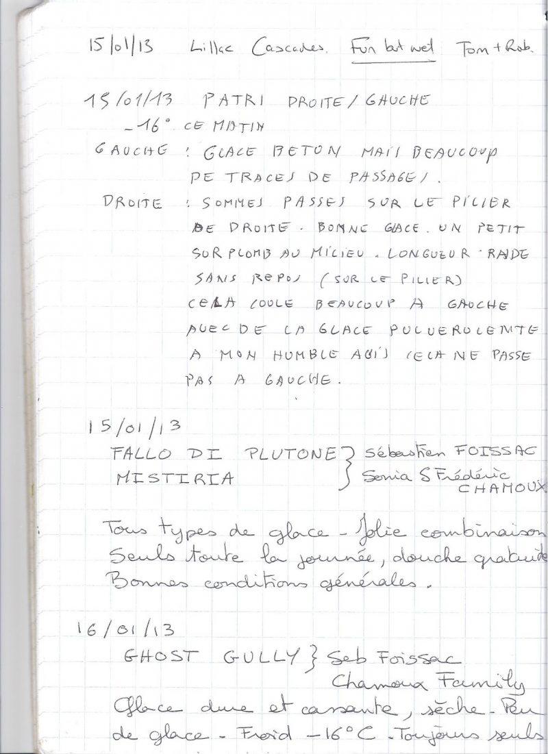 Ice book 16.01.13