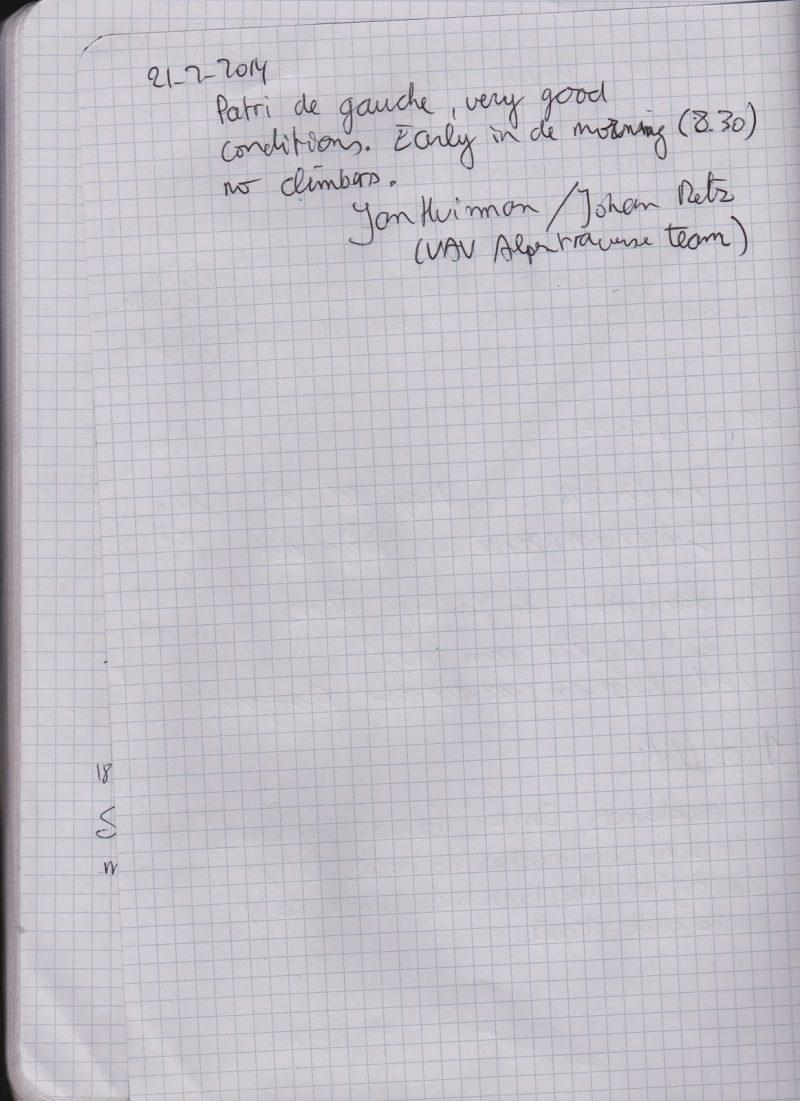 ice book 22.02.14 07h00 -15,1°C