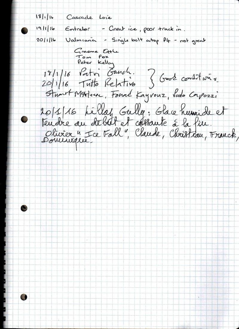 icebook 21/01/16 at 07h00 -16,1° C