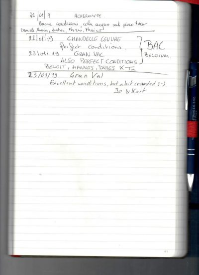 Ice book 24.01.19 at 07h00 -16.5°