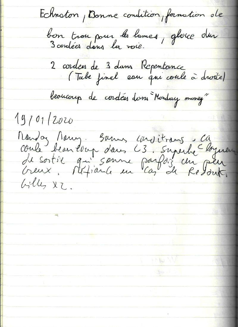 Ice book at 07 am -10,6° C – ago di money valmiana monday money repentance echnaton